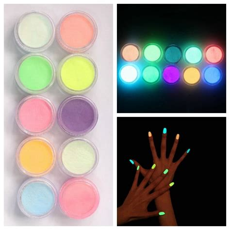 glow in the paintings products buy glow in the nail fluorescent acrylic
