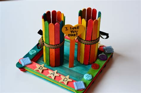 pen stand craft for pen stand using popsicle sticks my kid craft