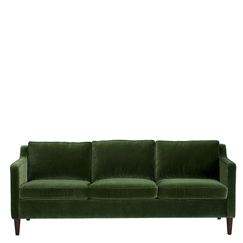 green sofas living rooms belmont sofa green velvet sofas living room