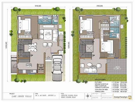 house plans for 30x40 site 40 x 50 house plans east facing