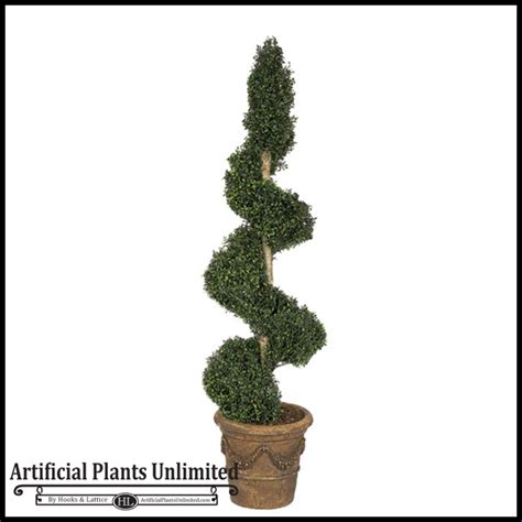 outdoor topiaries artificial spiral topiary bushes outdoor spiral