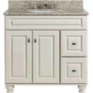 birch bathroom vanity lowes deal 36 in britwell birch bathroom