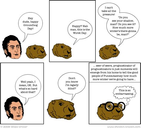 groundhog day meaning in groundhog day 09 thinkin lincoln a weekly webcomic
