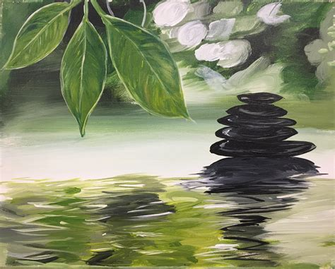 paint nite thunder bay paint nite now and zen at bight