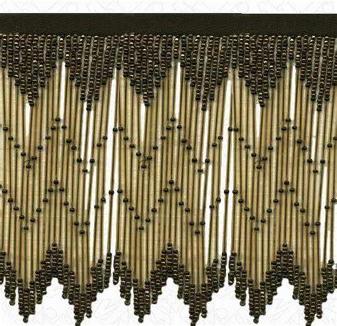how to make beaded fringe bead fringe for lshades