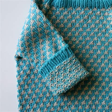 mosaic knitting patterns birkessweater