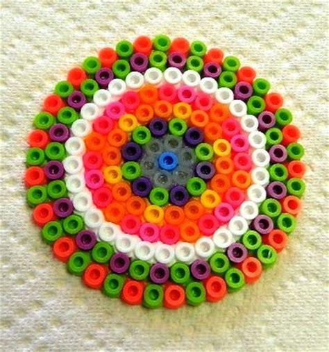 circle perler bead patterns top 25 ideas about patrones on perler
