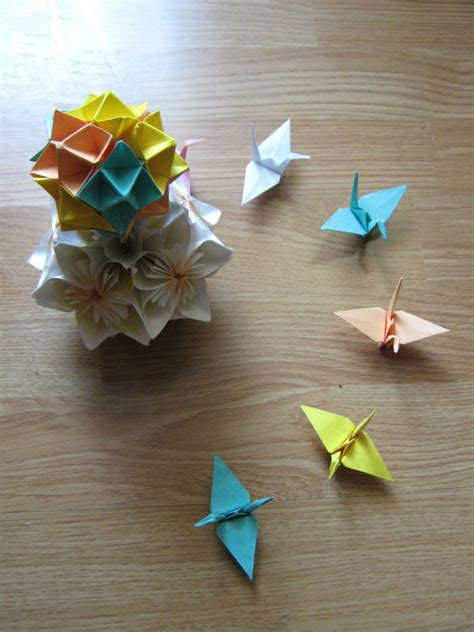 origami paper craft free coloring pages origami containers learn 2 origami