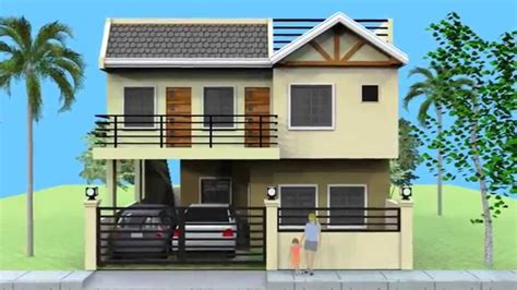 2 floor house 2 storey modern house designs and floor plans ideas modern house plan modern house plan