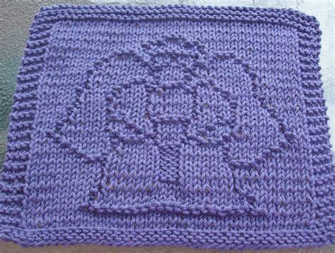 knitted dishcloth patterns digknitty designs knitting knit dishcloth pattern