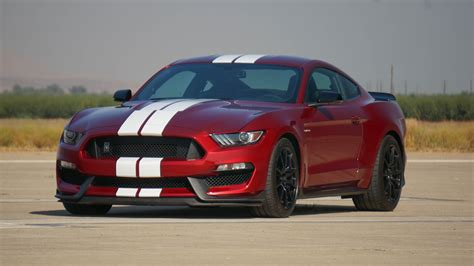 Ford Shelby Gt350 2017 ford shelby gt350 a racing machine for the road