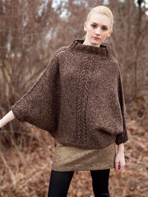 baby poncho knitting pattern free poncho knitting patterns in the loop knitting