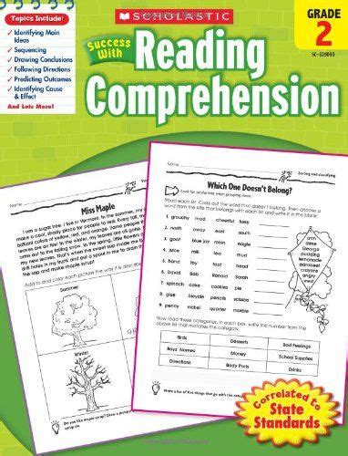 scholastic success with reading comprehension grade 3 1000 images about amazing resource books on