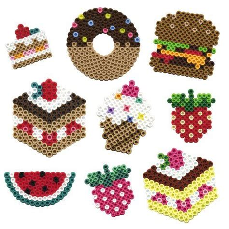 food perler 17 best images about perler on perler