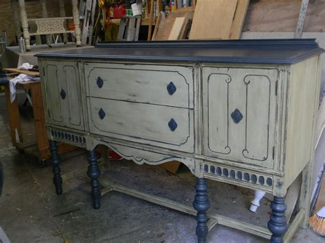 chalk paint distressed furniture sloan chalk paint console table with storage