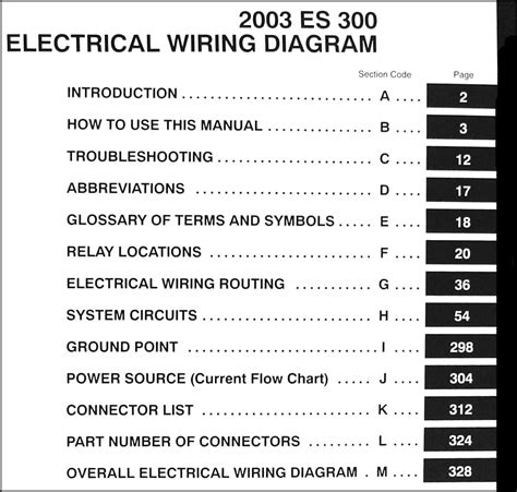 2003 lexus es 300 navigation system owners guide book original 2002 lexus es300 navigation wiring diagram 42 wiring diagram images wiring diagrams