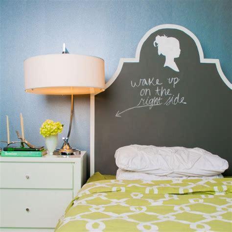 diy chalkboard headboard gorgeous diy headboards for a charming bedroom