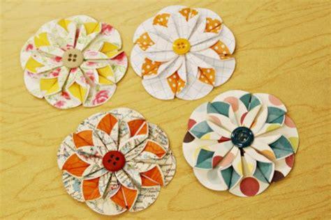 arts crafts projects como fazer flor de papel e bot 245 es