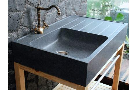 granite kitchen sinks uk 90x60cm genuine grey granite kitchen sink