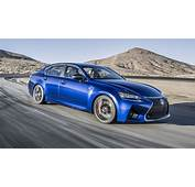 News  2016 Lexus GS F Due In February