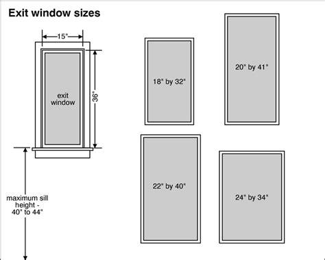standard bedroom size standard bedroom window size home design
