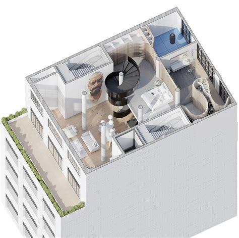 floor plans with spiral staircase luxury spiral staircase floor plan interior design ideas