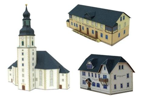 architecture crafts for papercraft german buildings jpg