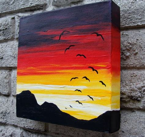 acrylic paint on canvas 20 and acrylic painting ideas for enthusiastic