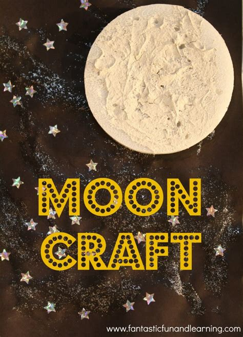 moon crafts for the nighttime sky discover and explore