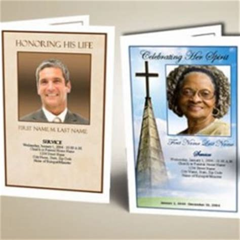 how to make a memorial card memorials funeral and cremation 187