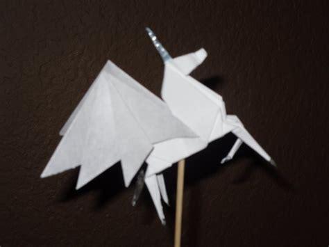 pegasus origami origami pegasus by dragongirl9888 on deviantart