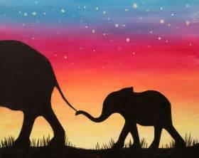 muse paintbar hartford 25 best ideas about elephant paintings on