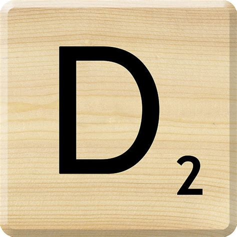words with z and j scrabble quot d quot scrabble letter drink coaster ideal present bargain