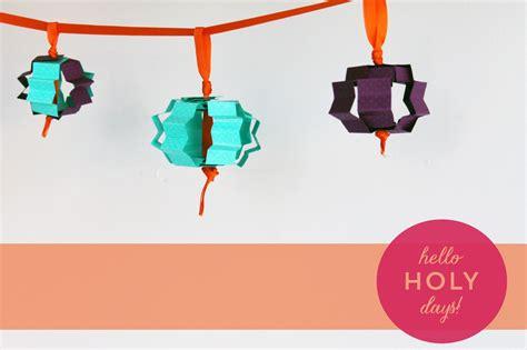 craft paper lanterns paper lanterns craft hello holy days