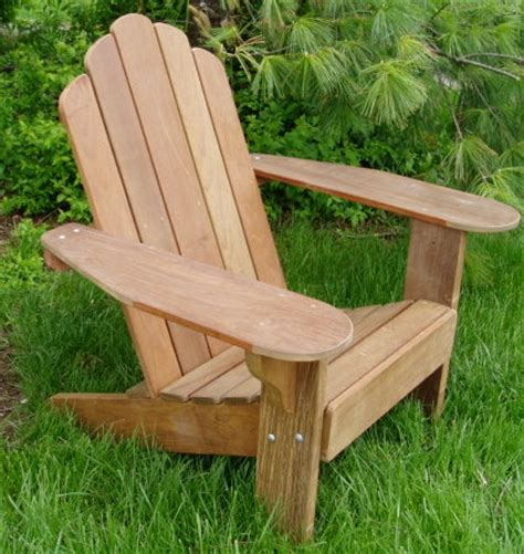 Big Adirondack Chair by Big Ipe Classic Adirondack Chair