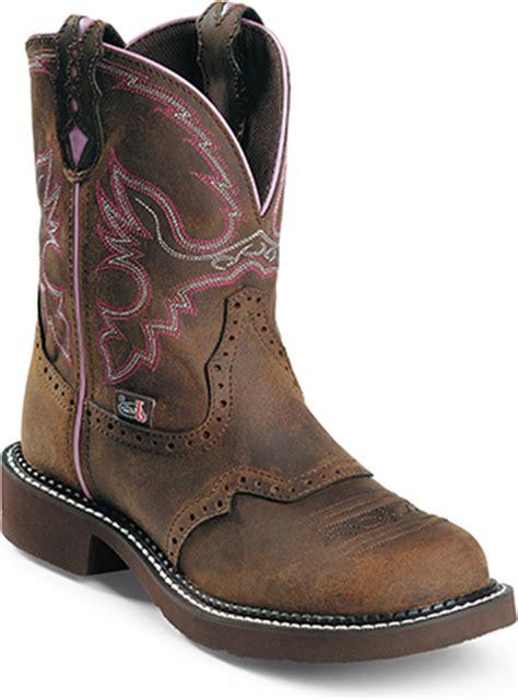 cowboy rubber sts s justin original 8 quot steel toe wellington work boot
