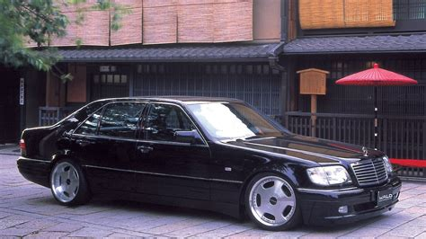 Mercedes W140 by Wald Mercedes S Class W140 2001