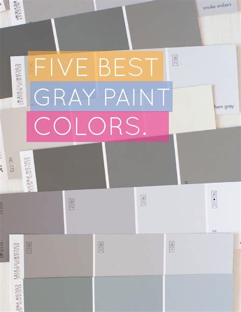 gray paint color and lois5 best gray paint colors