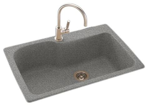 solid surface kitchen sinks swan 33x22x10 solid surface kitchen sink 1 kitchen