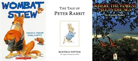 the picture book 30 of the best picture books for children bub hub