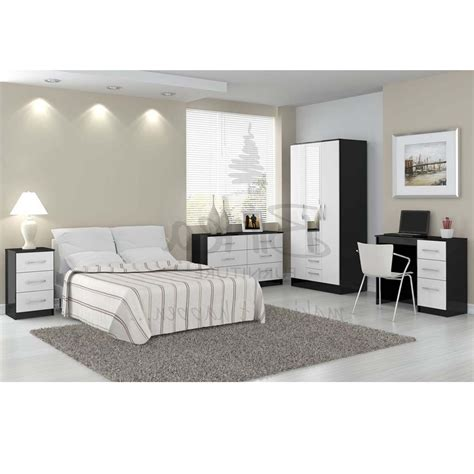 black and white bedroom furniture decobizz
