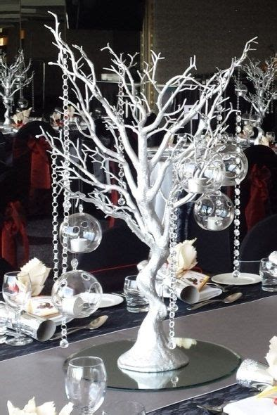 manzanita centerpieces diy manzanita tree centerpiece adastra