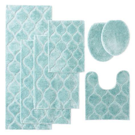 Spa Bathroom Rugs bath rugs everything turquoise