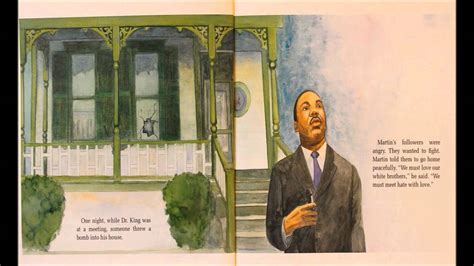 picture book of martin luther king jr a picture book of dr martin luther king jr