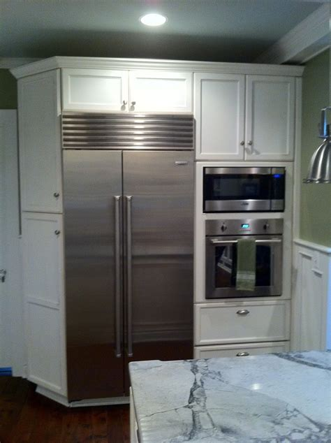 furniture steel sub zero 36 inch refrigerator and
