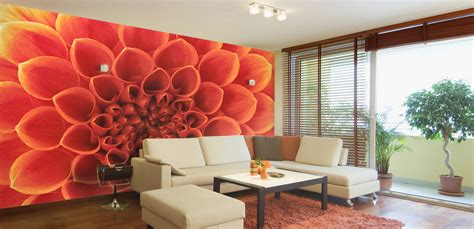 murals for wall floral themed wall murals for s day
