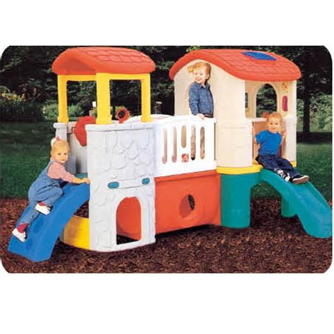 backyard playsets plastic outdoor furniture design and ideas