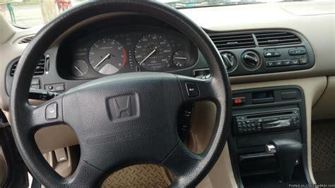 tire pressure monitoring 1996 honda accord head up display honda accord wagon cars for sale
