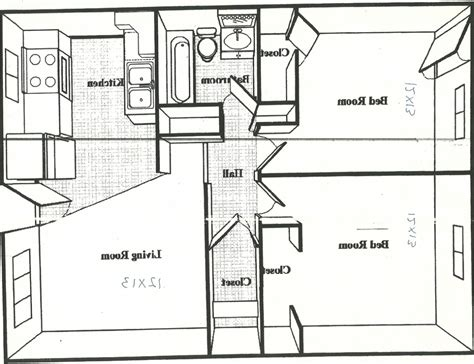 floor plan for 600 sq ft apartment 300 sq ft house plans escortsea
