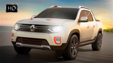 2015 renault dacia duster oroch concept up